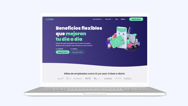 Portada nueva web Cobee 2021